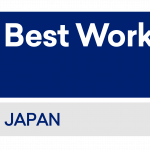 2年連続で「働きがいのある会社」ランキングのベストカンパニーに選出されました